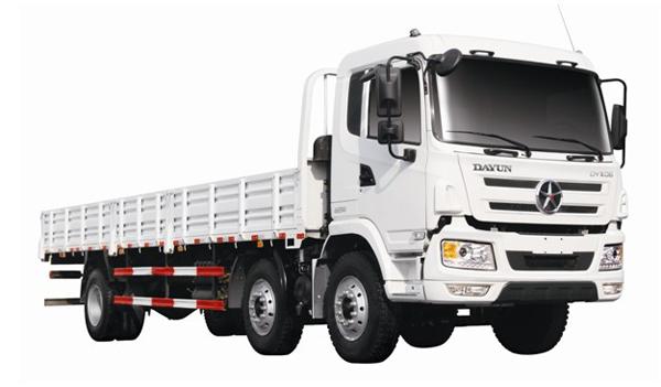 大运CGC1254 039B/CGC1201WD3AB载货车高清图 - 外观