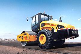 三一重工SSR260-5H单钢轮压路机