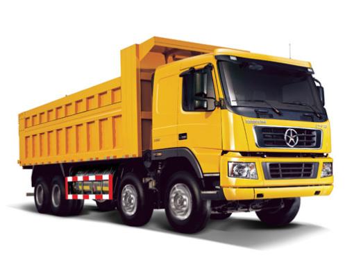 大运DYX3313液化天然气自卸车