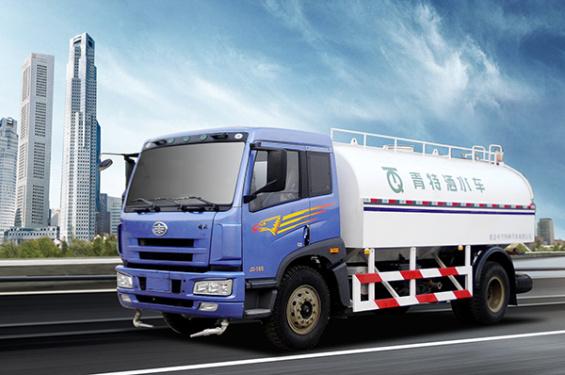 青岛解放QDT5120GSSC洒水车