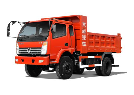 大运劲隆CGC3030HBB34D自卸车
