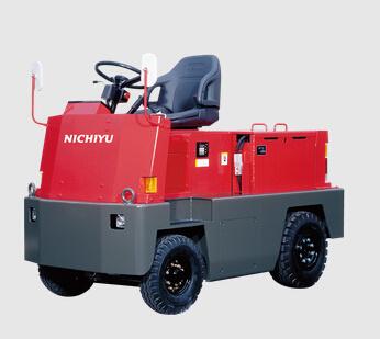 三菱物捷仕NTF200P/360P四轮座驾式电动牵引车