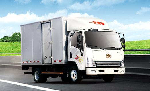 青岛解放虎V 4×2专用车(服务工作站)