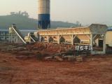 中筑WBC400型模块式稳定土厂拌设备