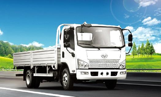 青岛解放JL01轻型载货车