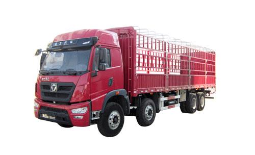 徐工NXG5310CCYK4载货车高清图 - 外观