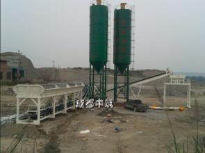 中筑WBC600型模块式稳定土厂拌设备高清图 - 外观