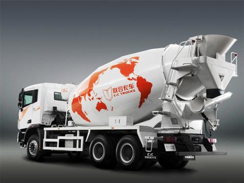 联合卡车混凝土搅拌车