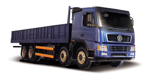 大运CGC1311载货车高清图 - 外观