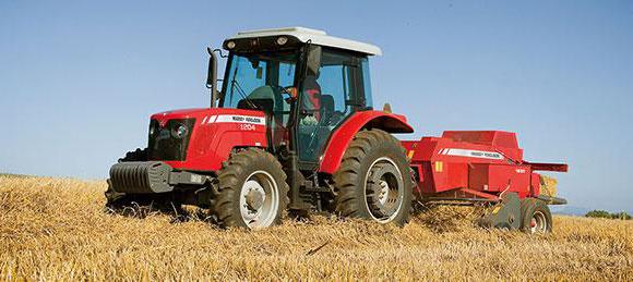 爱科麦赛福格森 MF1204拖拉机