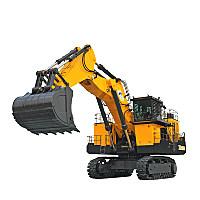 徐工XE4000挖掘机