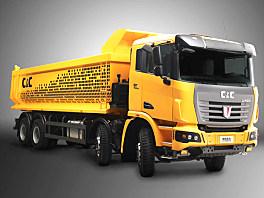 联合卡车重型工程自卸车