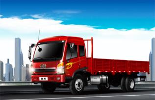 青岛解放赛龙快速物流型 载货车