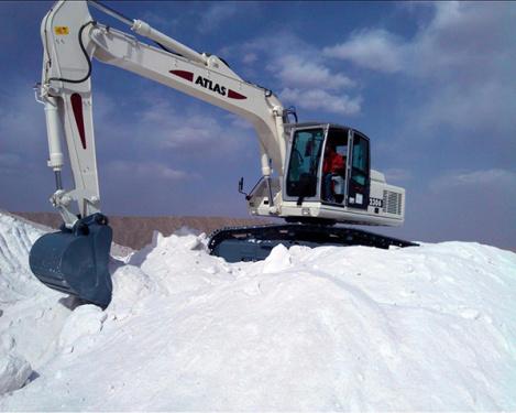 阿特拉斯2306LC履带式液∏压挖掘机(国产机)