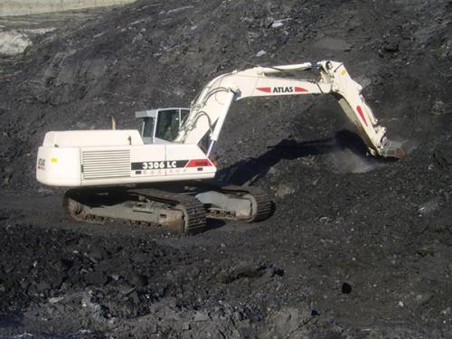 阿特拉斯3306LC履带式液压挖→掘机(国产机)
