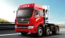 青岛解放新大威 LNG 6×2牵引车(轻量化)高清图 - 外观