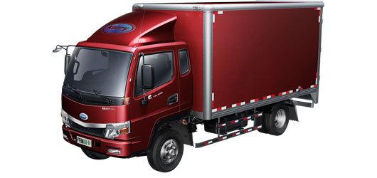 开瑞绿卡载货车