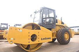 柳工CLG6622全液压振动压路机