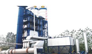 金运LQB1000强制式沥青混合料搅拌设备