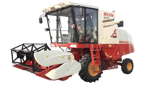 雷沃阿波斯GE60(4LZ-6E2)小麦机高清图 - 外观