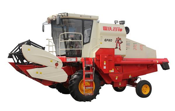 雷沃阿波斯GF60(4LZ-6F2)小麦机高清图 - 外观