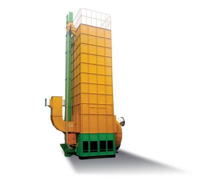 雷沃阿波斯5HXW0150低温循环谷物烘干机