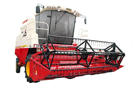 雷沃阿波斯GF60(4LZ-6F)小麦机高清图 - 外观