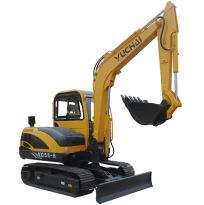 玉柴YC55-8挖掘机