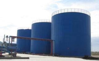 穩泰筑機QX系列導熱油保溫瀝青儲存設備