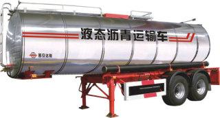 达刚控股DGL9350GLY25半挂式液态沥青运输车