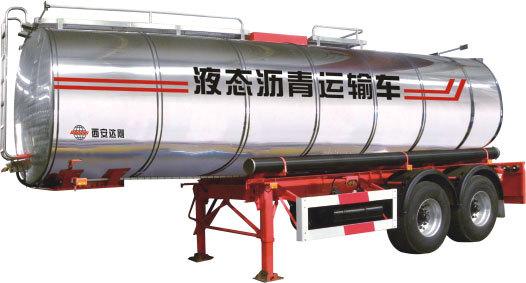 達剛控股DGL9350GLY25半掛式液態瀝青運輸車