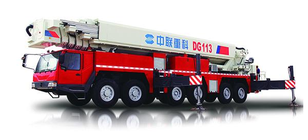 中联重科DG113登高平台消防车