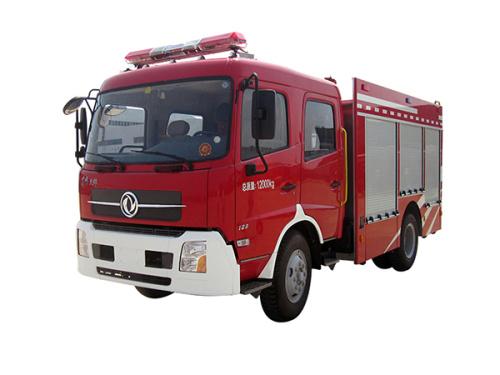 中联重科ZLJ5120GXFSG40型水罐消防车