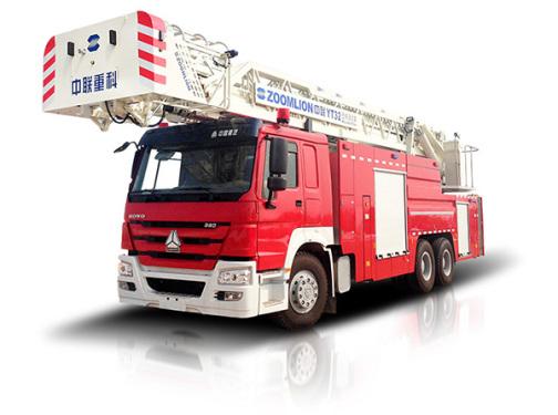 中联重科ZLJ5324JXFYT32型多功能云梯消防车