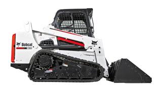 山猫T630小型履带式装载机