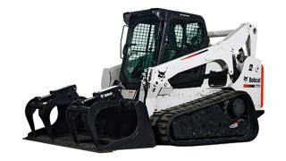 山猫T770小型履带式装载机