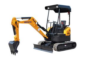 恒特HT20微型履带挖掘机 小微挖