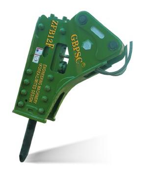GBPSCZFB12F破碎锤高清图 - 外观