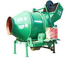 方建JZC350B混凝土搅拌机
