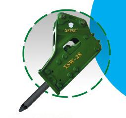 GBPSCYSW-28破碎锤
