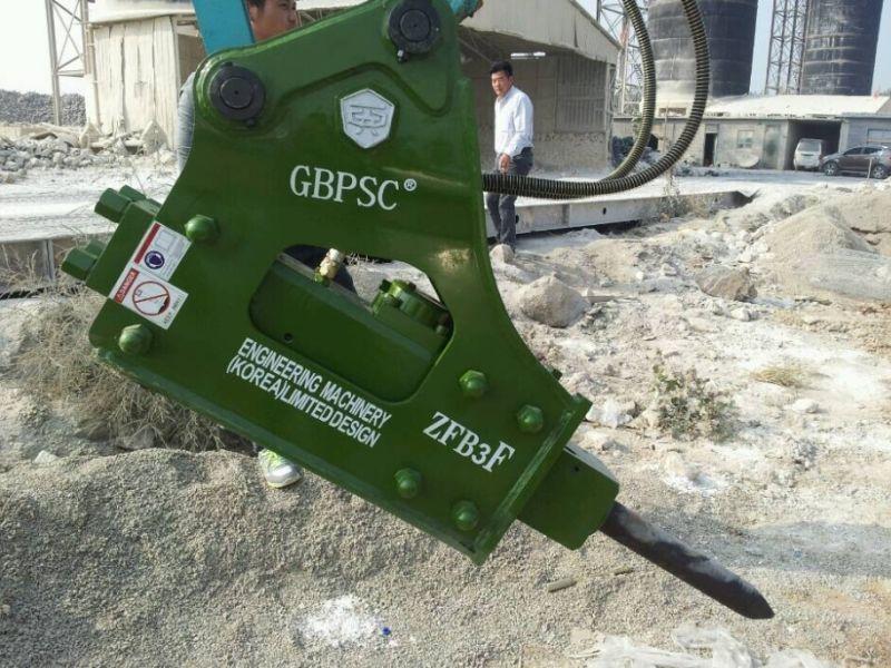 GBPSCZFB3F破碎锤高清图 - 外观