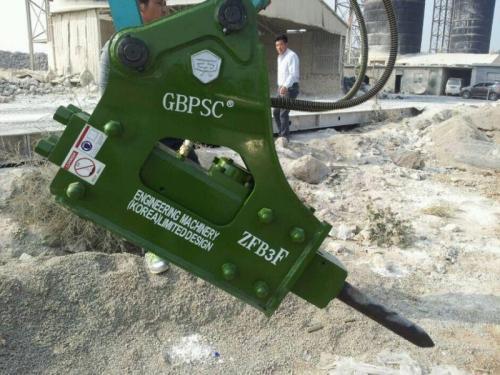 GBPSCZFB3F破碎锤