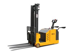 龙工ESB-T全电动平衡重式堆高车(经济款)高清图 - 外观
