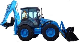 隆怡德WZ30-30多功能挖掘装载机