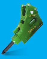 GBPSCYSW-8破碎锤