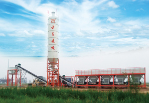岳首模块式稳定土厂拌设备