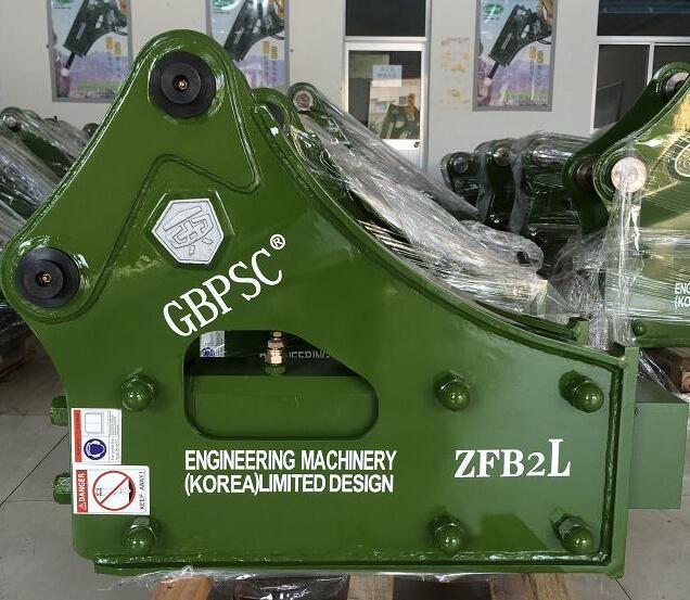GBPSCZFB2L破碎锤高清图 - 外观