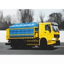 中联重科ZLJ5253TCXZE4除雪车高清图 - 外观