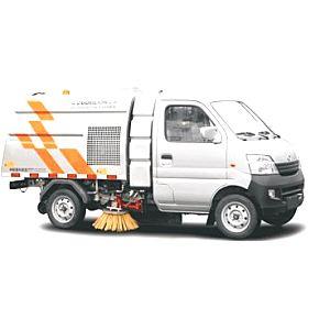 中联重科ZLJ5020TSLE4扫路车