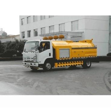 中联重科ZLJ5101GQXE3/E4下水道疏通清洗车